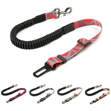 Vehicle Car Pet Dog Seat Belt Puppy Seatbelt Harness Lead Clip Supplies Safety Lever Auto Traction Leads Products PY