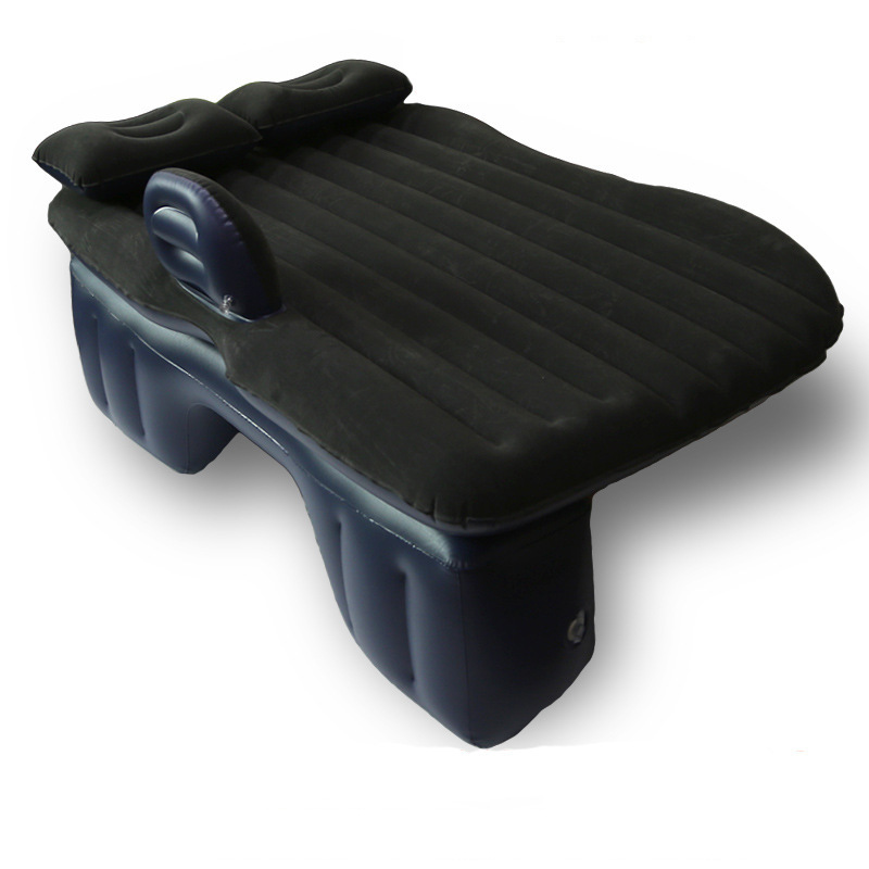 Ogland inflação de ar do carro viagem cama para universal assento traseiro colchão multi functionl sofá travesseiro acampamento ao ar livre esteira almofada