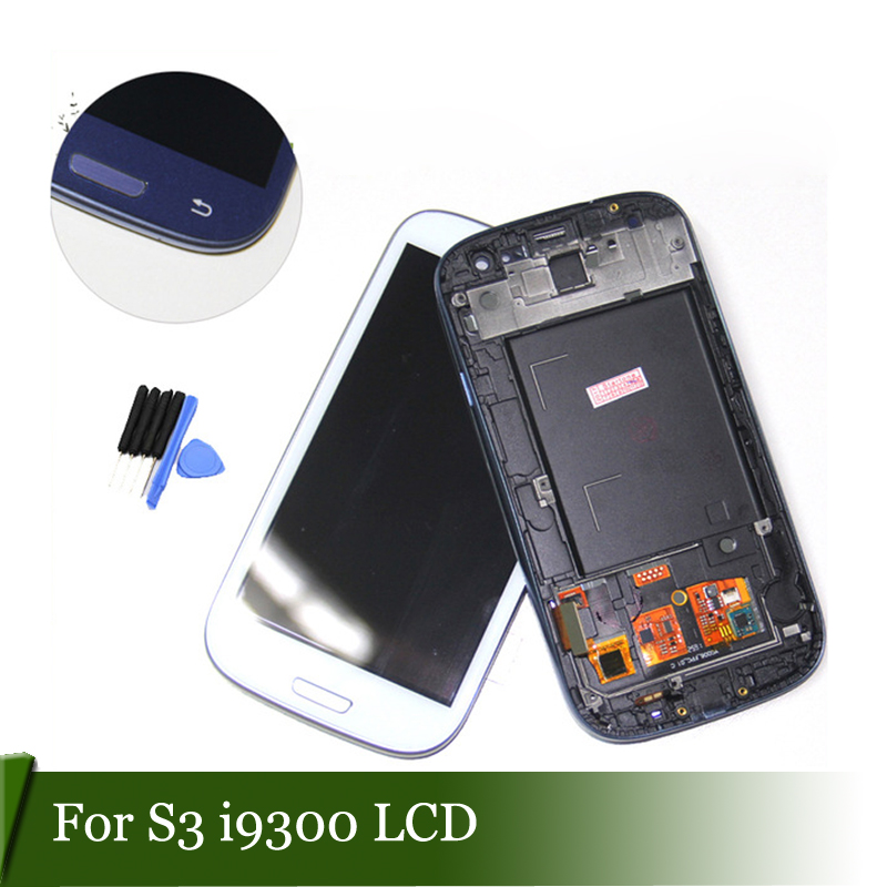 Compatible For samsung galaxy s3 i9300 lcd screen display
