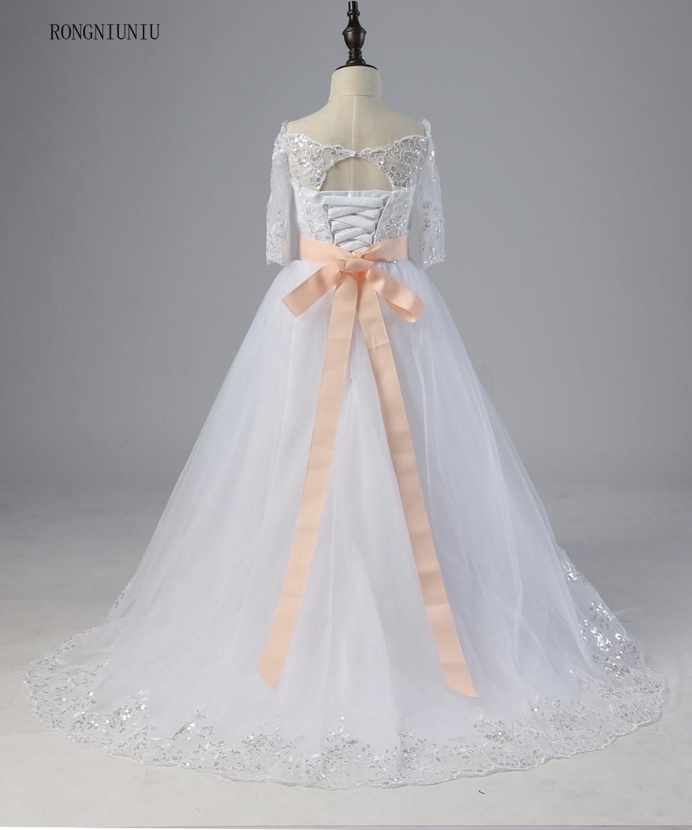 ac6db222ea4bb39 Атласные розовые платья с цветочным узором для девочек Длинное Платье Для Девочек  Пышные Платья платья для