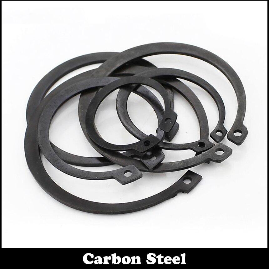 External Retaining Rings Stainless Spring Steel 200 pcs M18 DIN 471 Metric
