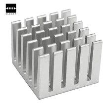 5 Шт./компл. CPU Микросхема Экструдированный Алюминиевый Радиатор Радиатор Радиатор 20x20x15 мм DIY Новые Горячие новое Поступление Тепла Раковины