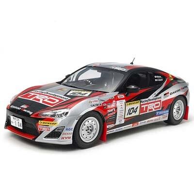 Assembler le modèle de voiture 24337 1/24 TOYOTA GAZOO Racing TRD 862013