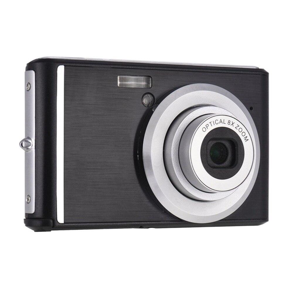 6x Optical Zoom Telescopic Lens 18 Million Hd Ultra thin Digital Camera Children's Camera Digital Students Cameras