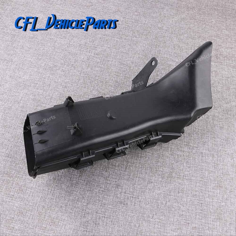 Right Side Brake Air Duct Intake Channel 51717121570 For BMW E90 E91 325xi 328i 328xi 330i 330xi 2006 2007 2008