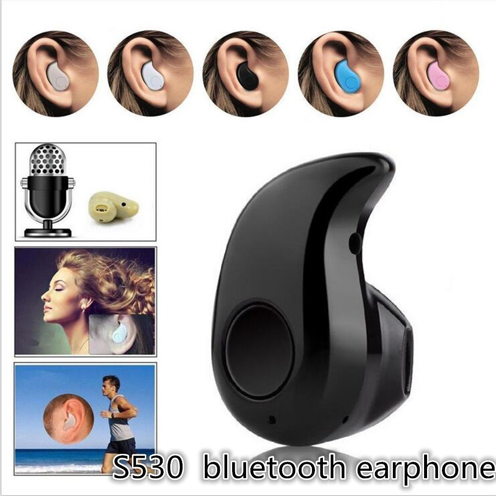 No profit Mini sport Stereo Music Wireless Bluetooth 4.0 smart Stealth Phone Headset Handfree Earphone Universal Sales volume universal mini wireless bluetooth headphone stealth earphone phone headset with mic handfree for all mobile phone