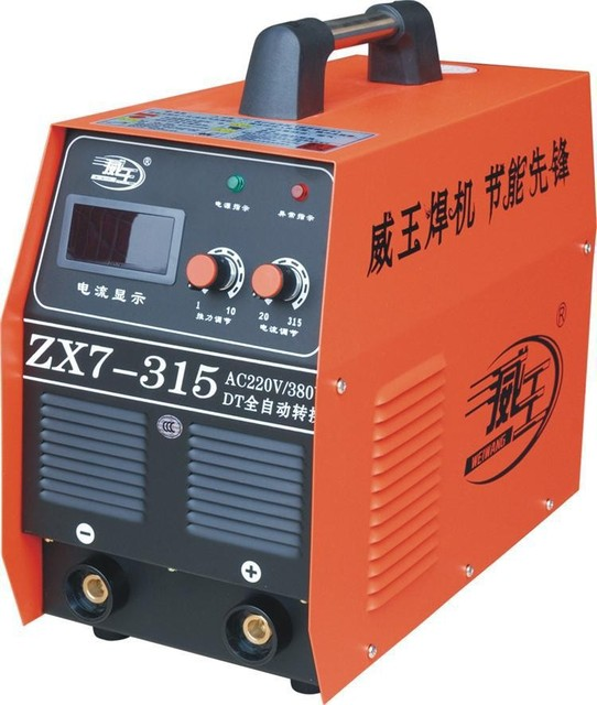 Electric welding machine ZX7 315dt inverter dc arc welding machine     Electric welding machine ZX7 315dt inverter dc arc welding machine