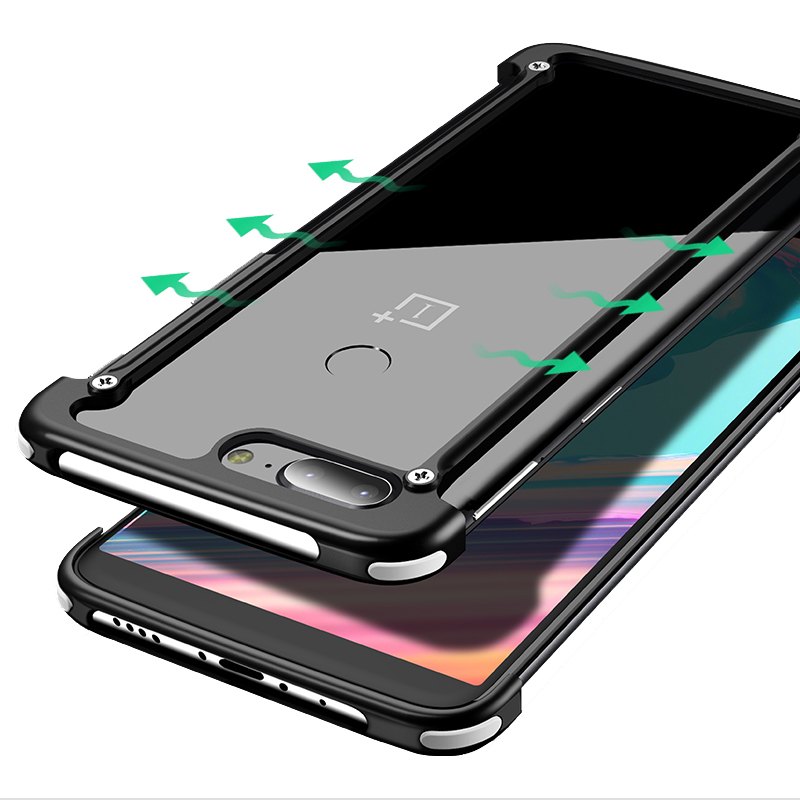 low priced f3f5a fcc99 for oneplus 5t case Aluminum metal bumper case for oneplus 6 cases-in Phone  Bumper from Cellphones & Telecommunications on Aliexpress.com | Alibaba ...