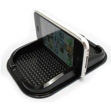 Universal Car Anti Slip Mat Silicone Car Dashboard Non Slip Mount Holder Car Slip-Resistant Pad For iPhone Samsung GPS Navigator