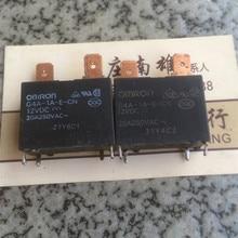 Реле G4A-1A-E 12VDC G4A-1A-E-CN 12VDC