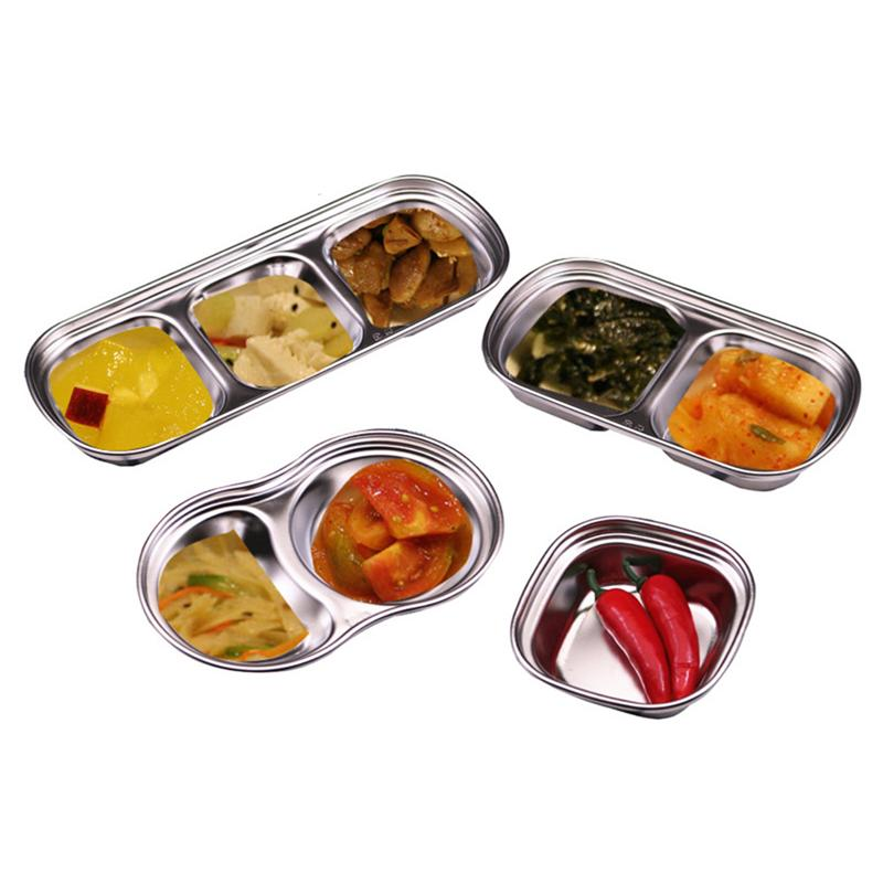 Sub-grid Flavored Vinegar Sauce Snack Appetizers Sushi Seasoning Dish Plate