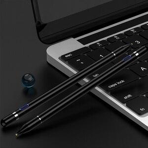 Image 5 - Aktif kapasitif stylus kalem Kalem Için iPad Mini iPhone Kalem dokunmatik ekran kalemi Android Samsung Için Huawei Ince Nokta Dokunmatik