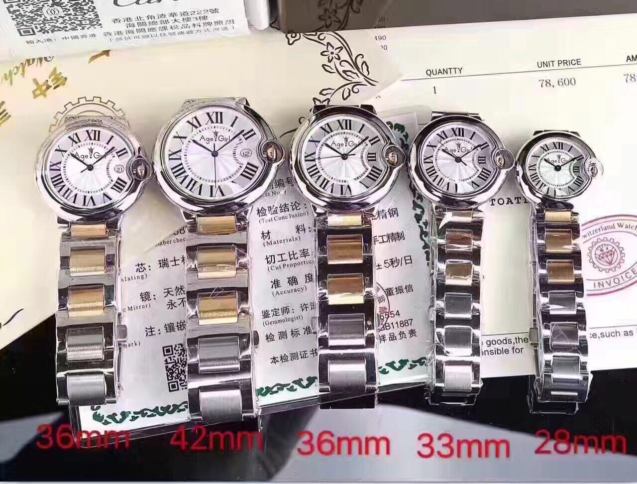 Здесь можно купить  Luxury New Men 38mm Women Sapphire Luxury Silver Stainless Steel Japan Quartz Steel Classic Round watches with date AAA+ Quality  Часы