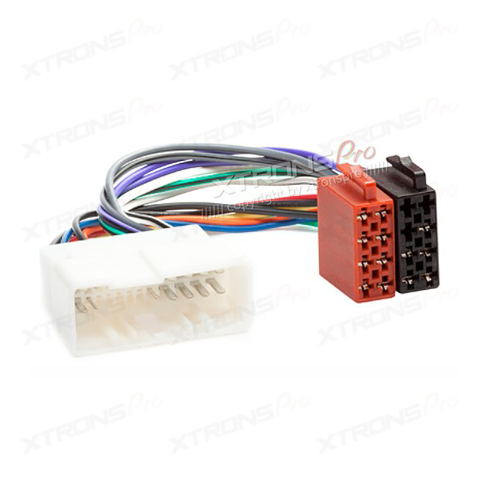 Hyundai Wiring Harness Connectors Diagrams Automotive Car Iso Stereo Adapter Connector For 2005 Kia Electrical