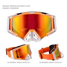 Motocross Protective Goggles Glasses Cycling Eye Ware MX off Road Helmets Goggles Sport Gafas for Motorcycle TFJ001