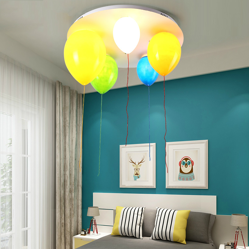 Modern LED living room Ceiling lamps children bedroom Ceiling lighting Nordic novelty luminaires fixtures Glass Ceiling Lights modern led ceiling lights nordic living room fixtures novelty crystal bedroom ceiling lamps iron glass ceiling lighting