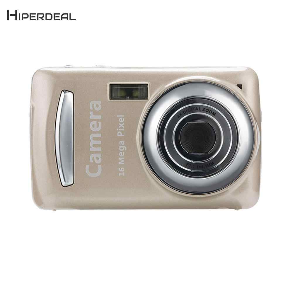 HIPERDEAL אופנה מיני 2.4 inch HD מסך דיגיטלי מצלמה 16MP זיהוי פן Anti-Shake למצלמות ריק DV HD דיגיטלי מצלמה