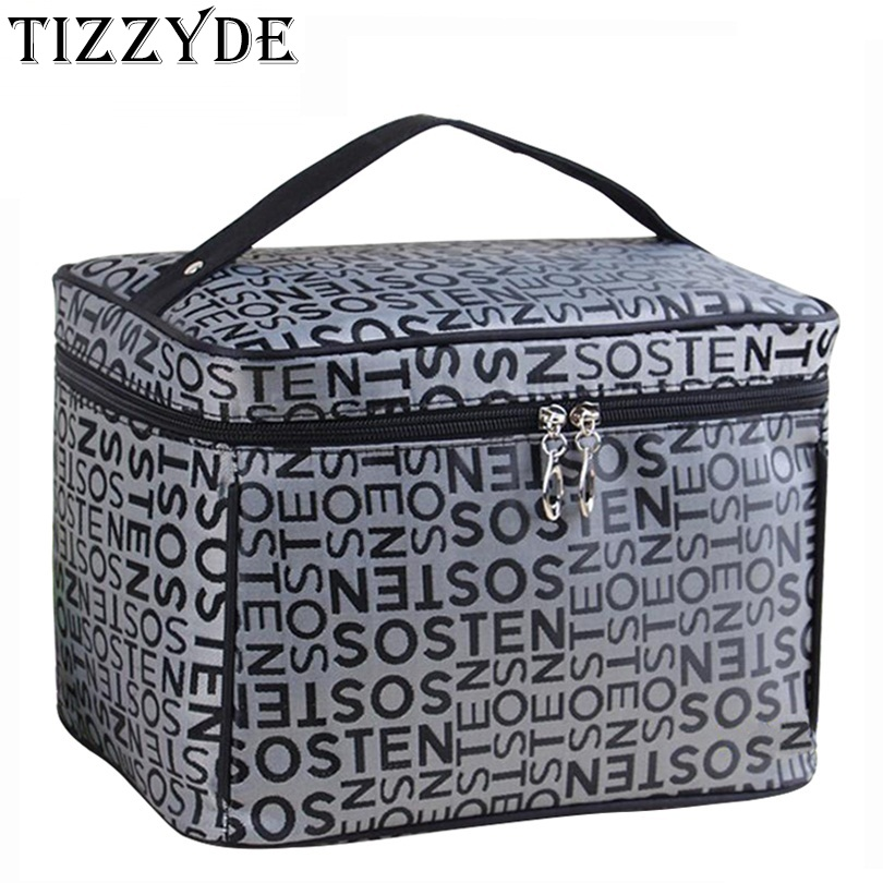 2018 Extra Large Capacity Cosmetic Bag High Quality Women