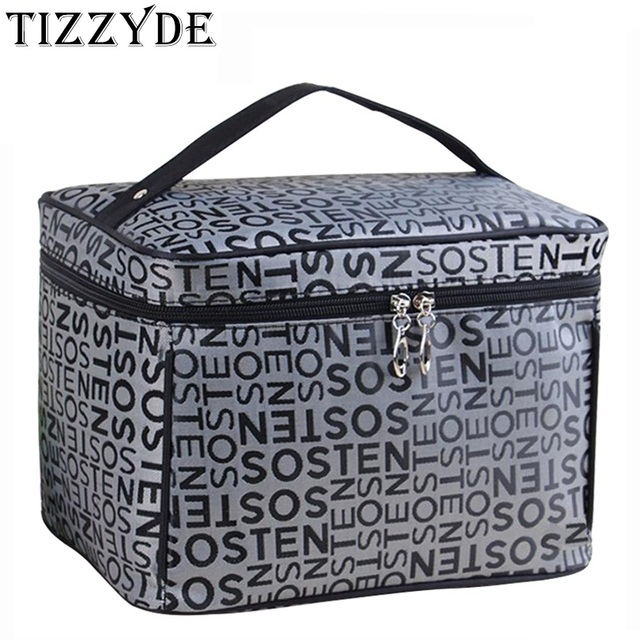2018 Extra Large Capacity Cosmetic Bag High Quality Women Waterproof Travel Toiletry Necessaire Organizer Make