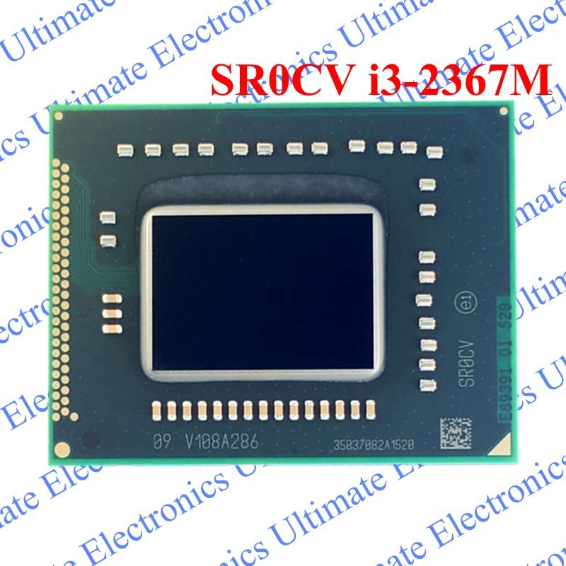 ELECYINGFO Nuovo SR0CV I3-2367M I3 2367 M di chip BGAELECYINGFO Nuovo SR0CV I3-2367M I3 2367 M di chip BGA