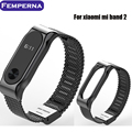 Metal Strap For Xiaomi Mi Band 2 Screwless Stainless Steel Bracelet Band Mijobs for MiBand 2 Wristbands Replace Accessories Belt