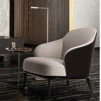 U BEST Mid century Scandinavia nordic modern leisure single sofa chair,Nordic style comfortable single seat sofa livingroom sofa