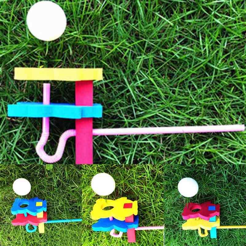 Весело спортивные развлечения игрушки для детей головоломки DIY Подвеска дует мяч Training обучения Развивающие игрушки