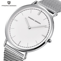 PAGANI DESIGN 2018 New Simple Style Business Men Watches Ultra thin Fashion Sport Waterproof Men Wristwatch support dropshipping