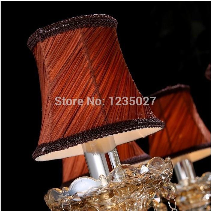 Hot Selling Champagne Factory direkte Moderne traditionel crystal - Indendørs belysning - Foto 3