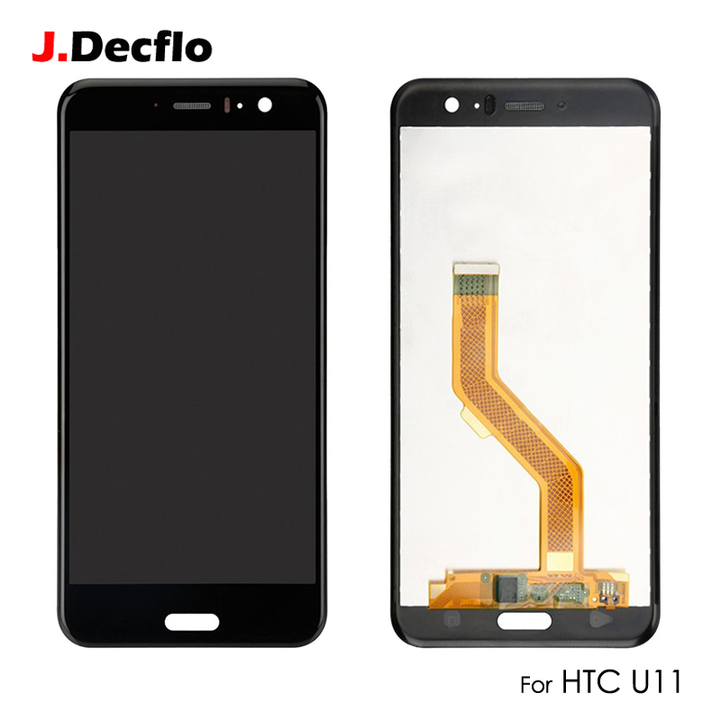 For 6.0 HTC U11 LCD Display Touch Screen Digitizer Panel Assembly Replacement Parts Without Frame 100% Tested Original BlackFor 6.0 HTC U11 LCD Display Touch Screen Digitizer Panel Assembly Replacement Parts Without Frame 100% Tested Original Black