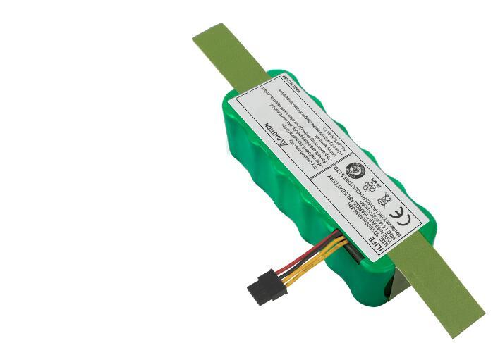 14.4 V 3500 mAh v acuum Propre Batterie pour Haier T322 t321 T320 T325 robotique Vide C