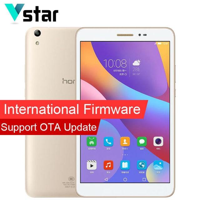 Интернациональная Huawei Honor Tablet 2 Wi-Fi 3 ГБ оперативной памяти 32 г ROM android новый планшет 8 дюймов GPS Восьмиядерный Snapdragon MSM8939 камеры 8.0MP