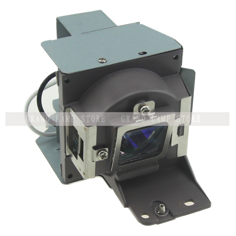 NEW 5J.J4S05.001 Compatible Projector Lamp with Housing (CWH) for BENQ MW814ST Projectors With 180 days Warranty HAPPY BATE