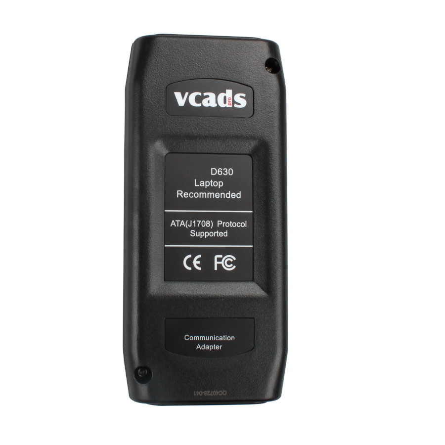 Image 4 - For Volvo VCADS Pro 2.40 Version for Volvo VCADS Truck Diagnostic Tool for Volvo Truck Diagnostic Vcads-in Electrical Testers & Test Leads from Automobiles & Motorcycles on