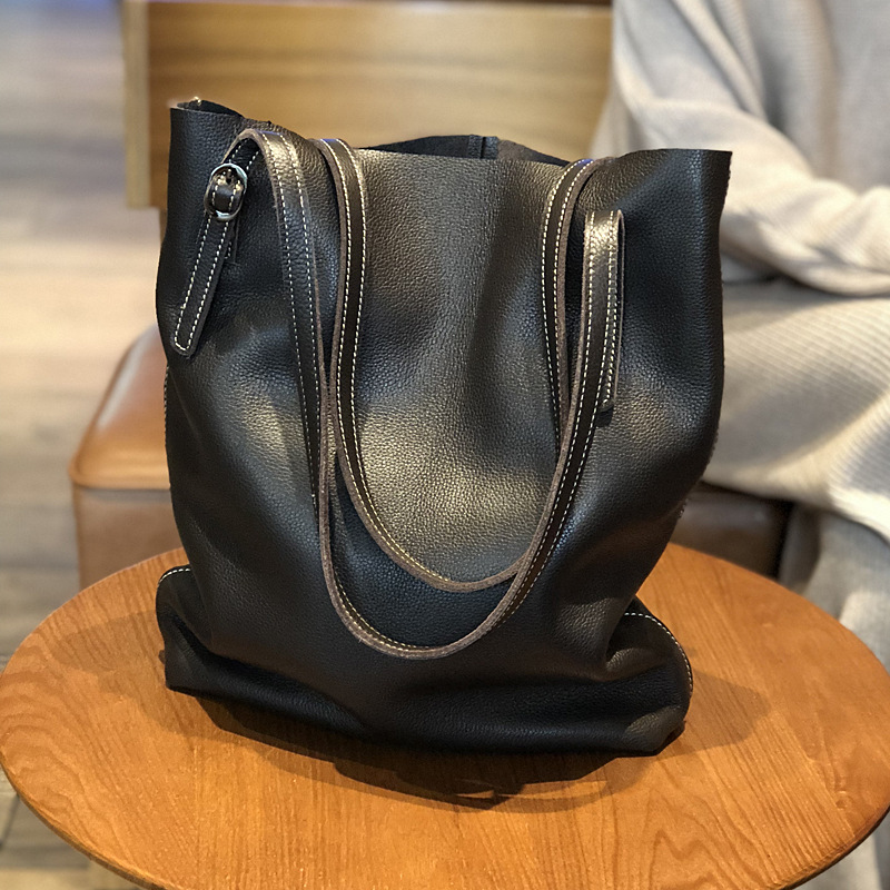 MZORANGE 2019 New Genuine Leather women Handbag Casual Totes Women High Capacity Shoulder Bag Designer HandbagsMZORANGE 2019 New Genuine Leather women Handbag Casual Totes Women High Capacity Shoulder Bag Designer Handbags