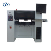 High speed electronics production machinery for smt line