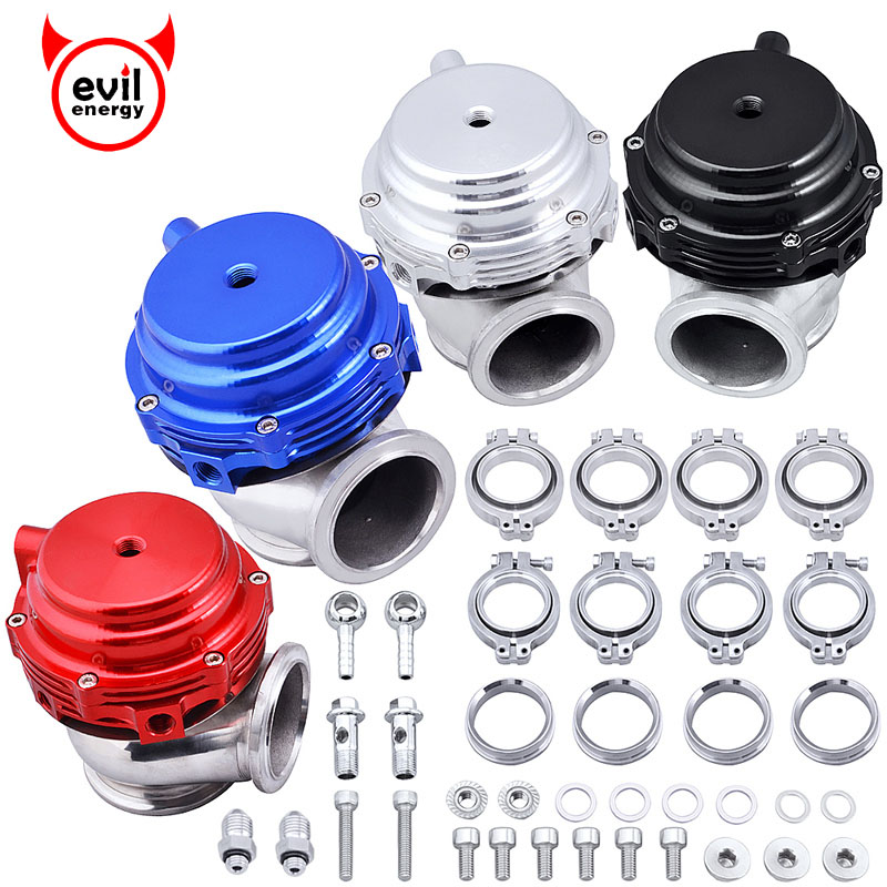 evil energy Wastegate MVR 44mm Tial External Water Cooler Wastegate Universal External Turbo Wastegate With V-Band With Flangesevil energy Wastegate MVR 44mm Tial External Water Cooler Wastegate Universal External Turbo Wastegate With V-Band With Flanges