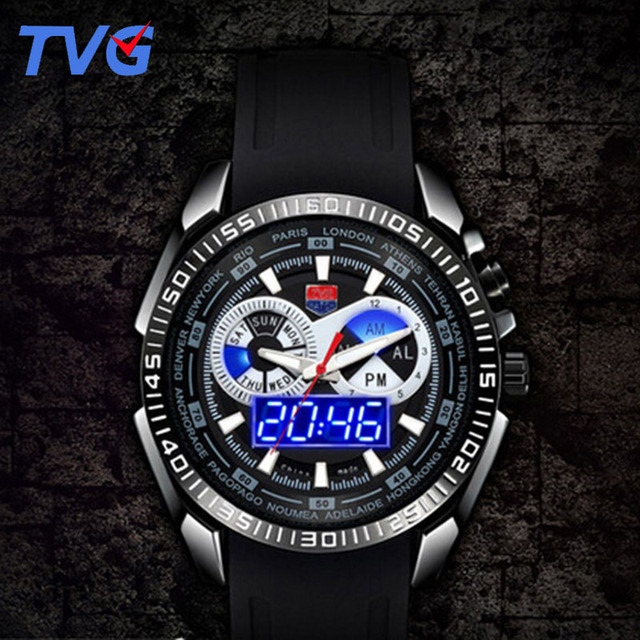 High End Watches >> Luxury Sports Watches Tvg 468g High End Brand Watches Military Men