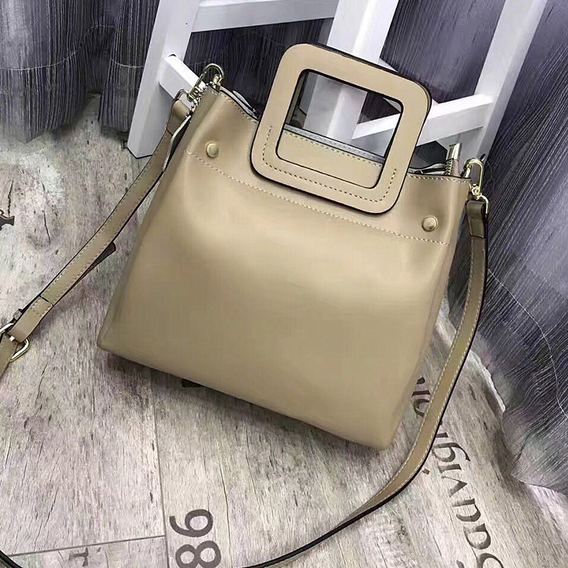 Luxury Genuine Leather Women Handbag Real Natural Oil Wax Cowhide Leather Big Totes For Lady Crossbody Bags & Shoulder Bag F342 2017 casual women genuine leather solid bags fashion zipper tassel designer totes cowhide lady handbag black brown shoulder bag