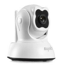 SANNCE IP Camera 1.0MP 720P Pan&Tilt P2P Wifi Wireless Security Camera with Night Vision Ip Cameras