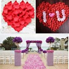 Dressv 2000 Pcs Wedding petals Silk Rose Petal Rose Flower Color Wedding Accessories 52 Color Available petals Wedding petals,05