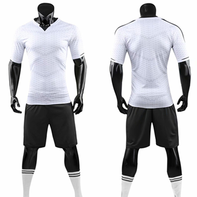 ZMSM New Men Soccer Uniform High quality Football Sets Jerseys Soccer Match Training Suit Breathable sportswear Custom AL15032