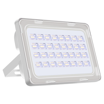 LAIDEYI 2Pcs 100W LED Outdoor Floodlight IP65 Waterproof  LED Flood Lamp Reflector LED Outdoor Lighting Building Street Lamp