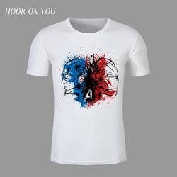 2016 creative spider men printed t shirt super hero captain america iron man t shirt boy.jpg 250x250