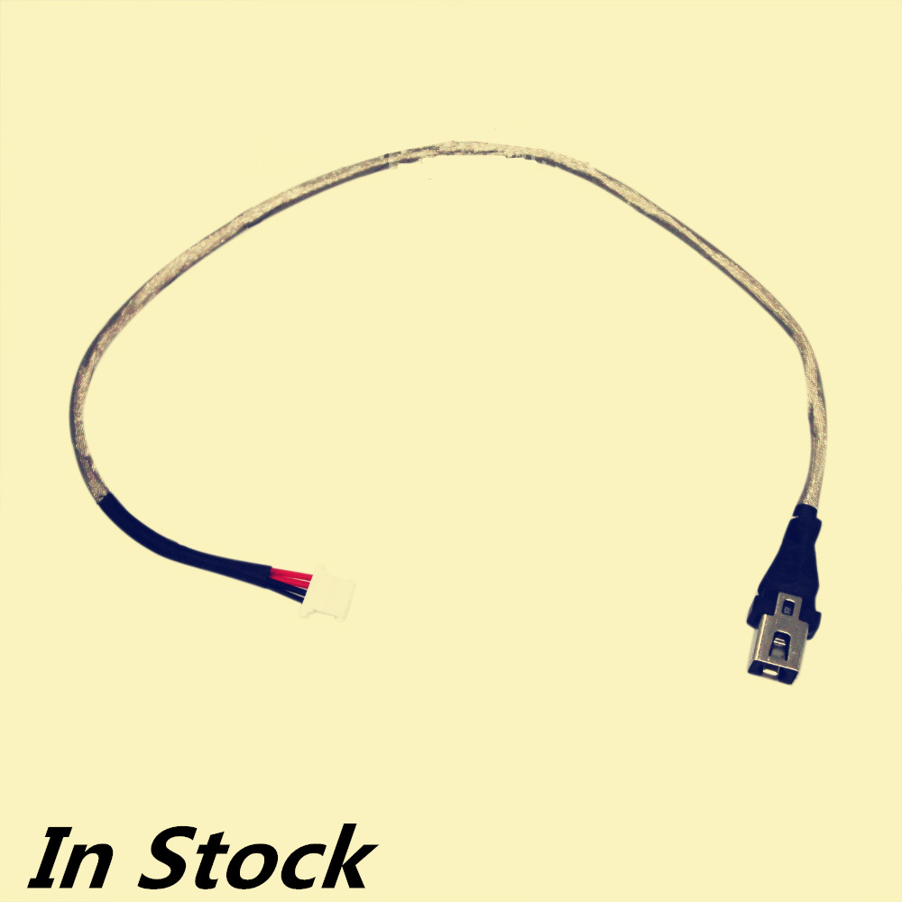 New Laptop DC Power Jack Cable Charging Port For Lenovo yoga710-14IKB 80V4 710-15IKB 80V5 710-14ISK 710-15ISK new laptop dc jack power charging cable for lenovo yoga s1 dc02001u700