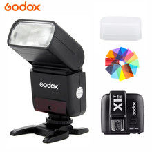 Godox TT350N 2.4G HSS 1/8000s TTL Wireless Speedlite Flash Photo For Nikon D3100 D7000 d700 Dslr Camera Autoflash With Trigger