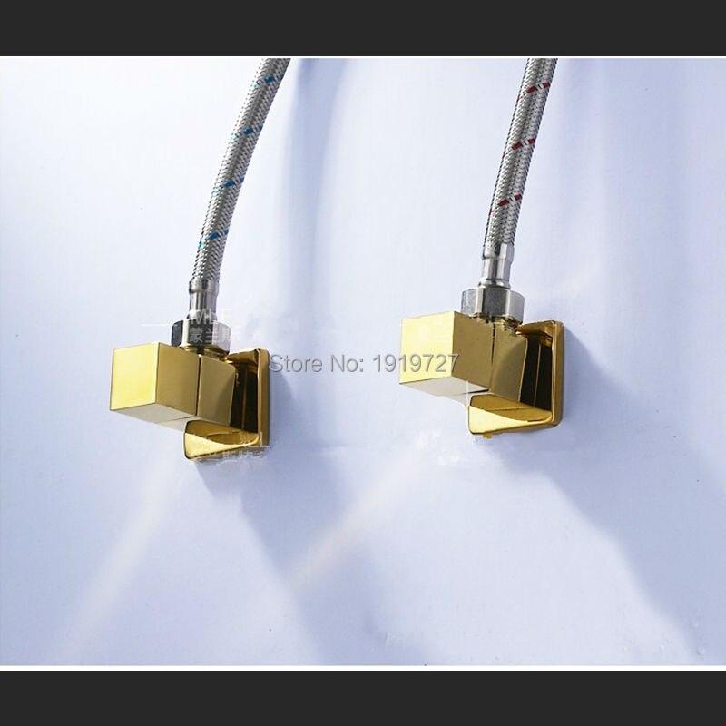Atacado 2 pçs novo desviador de bronze