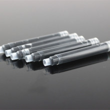 30 шт./лот JINHAO 2,6 мм Универсальный сменный черный и синий перьевая ручка портативный картридж заправки