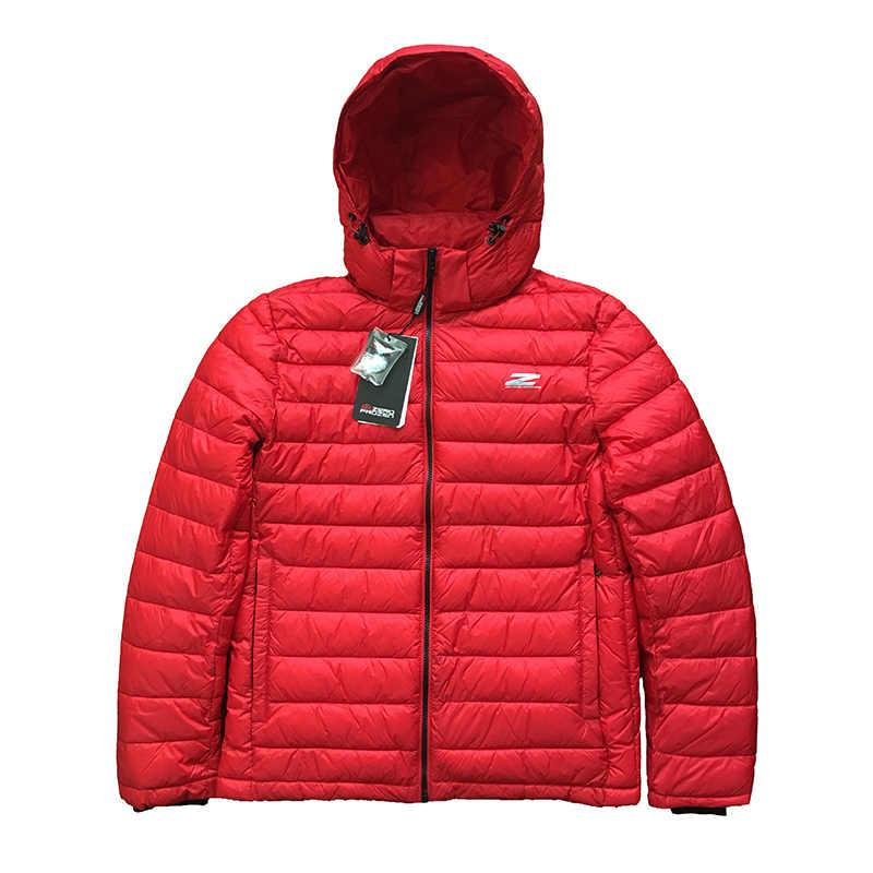 8af6b673be57 ... 2019 High Quality Men Winter Jacket Fashion Red Cotton Jacket Puffer  Jacket Bio-based Cotton ...