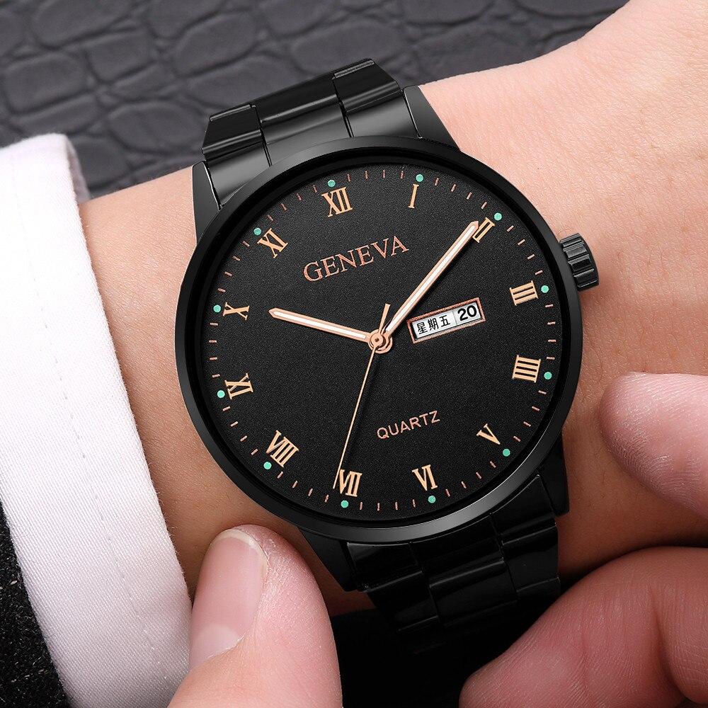 Women Watches Luxury Quartz Sport Military Stainless Steel Dial Strap Wrist Watch Fashion Ladies Watches relogio feminino NEW